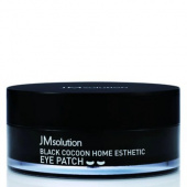 "Патчи гидрогелевые ""JMsolution Black Cocoon Home Esthetic Eye Patch"" 90 г"