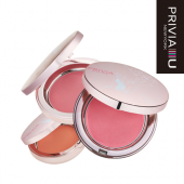 "Печеные румяна ""Privia Aura Cheek Blusher PK.01 (Pink)"""