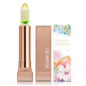"Бальзам-тинт для губ ""GLAMFOX Fleurissant Lip Glow №1 Moon Light Flower"" 3,6 г"