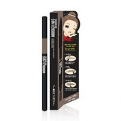 "Карандаш для бровей ""TheORCHIDSkin 3 in 1 Eyebrow No. 02 Ash Gray"" 0,3 г; 0,5 г"