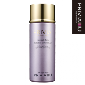 "Лосьон для лица ""Privia Oriental Rich Radiance Lotion EX8"" 150 мл"